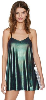 Nasty Gal Motel Suzette Dress