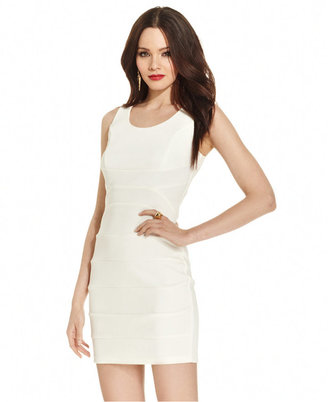Ruby Rox Juniors' Banded Bodycon Dress
