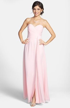 Faviana Sweetheart Chiffon Gown (Online Only)