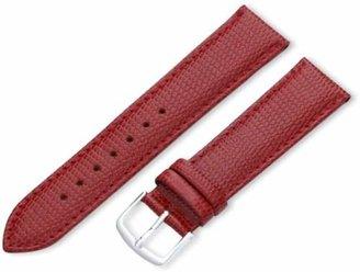 Hadley Roma Hadley-Roma 20mm 'Men's' Leather Watch Strap