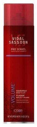 Vidal Sassoon Pro Series Hair Spray, Boost & Lift
