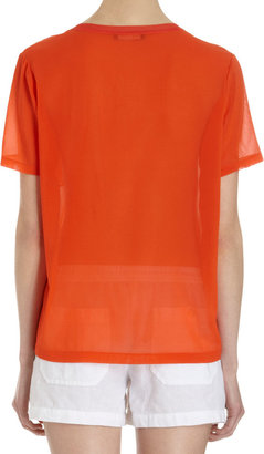 Vince Silk Pocket Tee