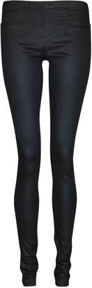 Helmut Lang Slate Wash Leggings