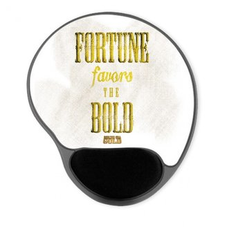 Discovery Bering Sea Gold Fortune Favors the Bold Mousepad