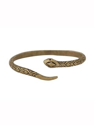 House Of Harlow Snake Cuff