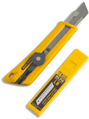 Container Store Heavy-Duty Utility Knife