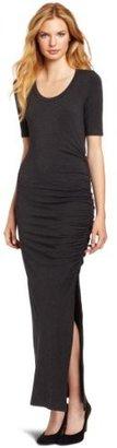 Heather Women's Body Con Maxi Dress