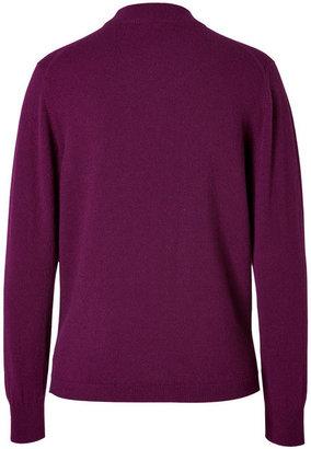Marios Schwab Cashmere Pullover in Beetroot