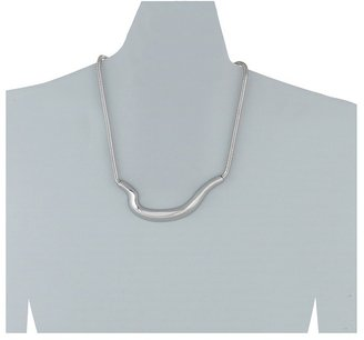 Vince Camuto Oceanography Cresent Collar Necklace