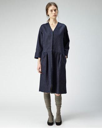 A Détacher / dree denim dress