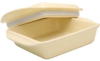 Chantal 8x8-in. Pure Make and Take Square Baker, Clear Vanilla