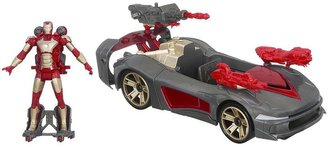 Iron Man Marvel 3 assemblers battle vehicle by hasbro