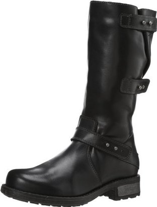 Eric Michael Women's Carlotta Motorcycle Boot $205 thestylecure.com