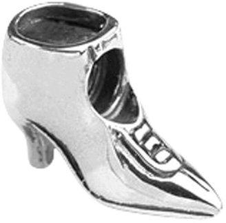 Prerogatives Sterling Boot Bead