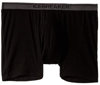 Icebreaker Anatomica Merino Boxers w/ Fly