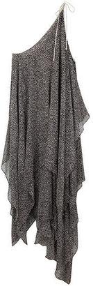 3.1 Phillip Lim Asymmetrical Chiffon Dress