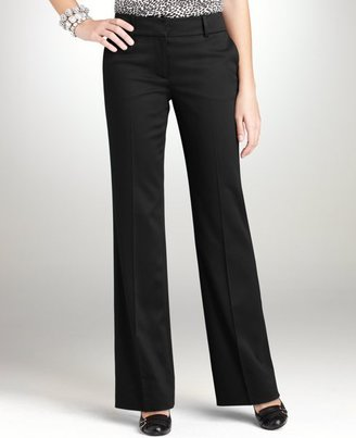 Signature Wool Sateen Pants