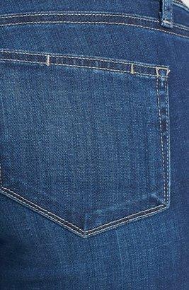 Paige 'Skyline' Bootcut Jeans (Reseda) (Petite)