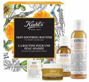 Kiehl's Skin Soothing Routine