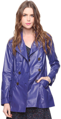 Forever 21 Coated Trench Coat