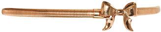 Asos Metal Chain Bow Waist Belt