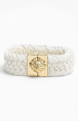 Anne Klein Cord Bracelet