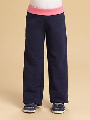 Lilly Pulitzer Toddler's & Little Girl's Zoe Contrast-Waist Pants