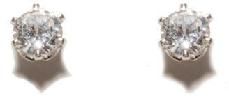 The Limited Small Rhinestone Earrings