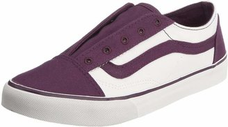 Vans Unisex Old Skool Lo Pro Shadow Purple/True White VXFO12O 6.5 UK