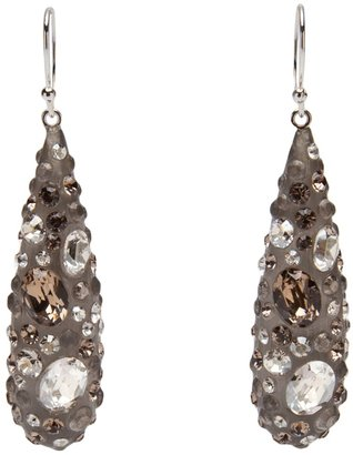 Alexis Bittar SUGAR DUST TEARDROP EARRING