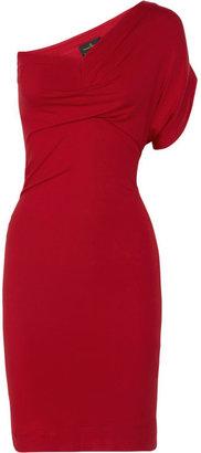Vivienne Westwood Aster stretch-jersey dress