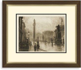 """STUDY """"London Framed Art"""