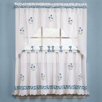 Oopsy Daisy Fine Art For Kids Saturday knight ltd. tier kitchen curtain pair