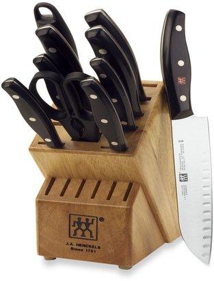 Zwilling J.A. Henckels Twinsignature 11-Piece Knife Block Set