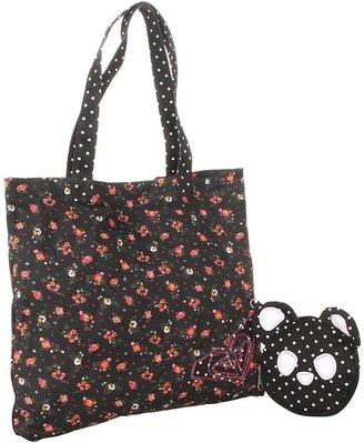 Roxy Pinata (Black) - Bags and Luggage