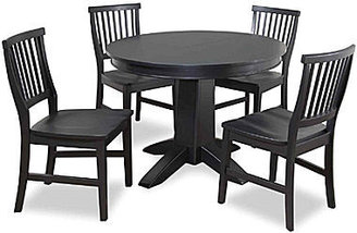 JCPenney Maxwell 5-pc. Round Dining Set