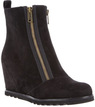Marc by Marc Jacobs Wedge ankle boot