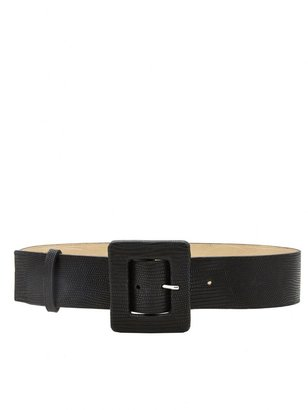 Alice + Olivia Square Buckle Belt