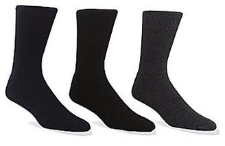 Polo Ralph Lauren Big & Tall 3-Pack Dress Socks