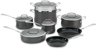 Cuisinart 13-Piece ContourTM Hard Anodized Cookware Set