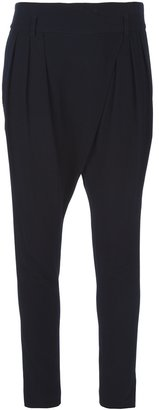 Givenchy dropped crotch trouser