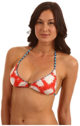 Marc by Marc Jacobs Sparks Halter Bra (Bright Red) - Apparel