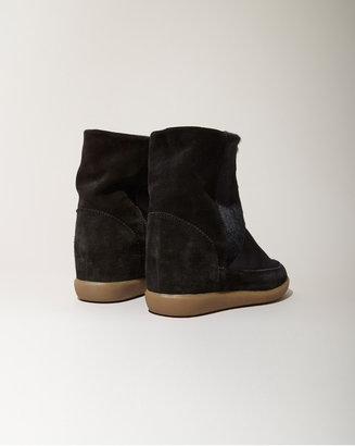 Isabel Marant norwood pony boot