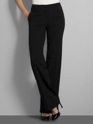 New York & Co. The 7th Avenue Straight Leg Pant - Average
