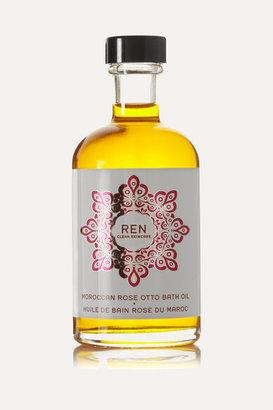 Ren Skincare + Net Sustain Moroccan Rose Otto Bath Oil, 110ml - one size