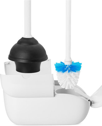 OXO Combination Toilet Brush and Plunger