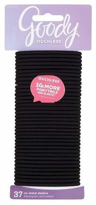Goody Ouchless No-Metal Elastics - 37ct