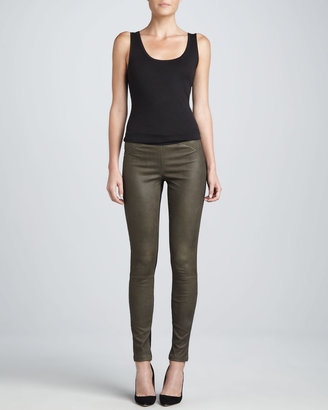 Theory High-Waist Skinny Pants