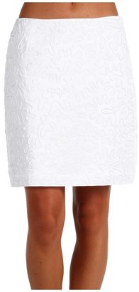 MICHAEL Michael Kors Soutache Skirt (White) - Apparel
