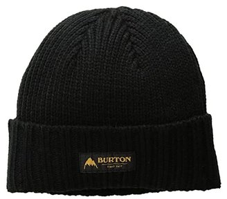 Burton Gringo Beanie (Youth) (True Black 1) Beanies